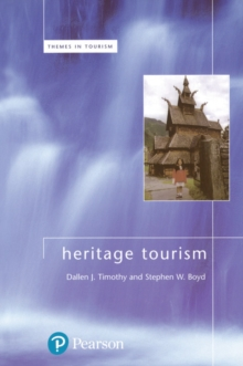 Image for Heritage tourism