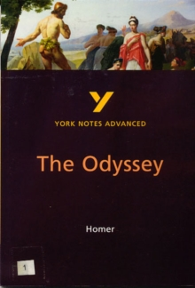 Image for Homer, The odyssey  : (translated by E.V. Rieu; revised by D.C.H. Rieu)