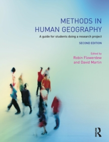 Image for Methods in human geography  : a guide for students doing a research project