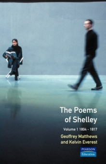 Image for The poems of ShelleyVolume 1,: 1804-1817