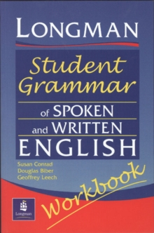 Image for Longman student grammar of spoken and written English: Workbook