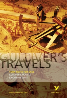 Image for Gulliver's travels, Jonathan Swift  : notes