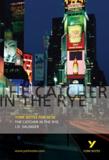 Image for The catcher in the rye, J.D. Salinger  : notes