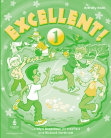 Image for Excellent 1 Activity Book