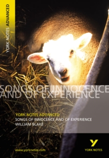 Image for Songs of innocence and of experience, William Blake  : notes