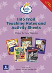 Image for Info Trail:KS1:Teaching Notes and Activity Sheets 2nd Edition Non-fiction KS1
