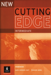 Image for New Cutting Edge Intermediate Workbook No Key