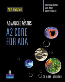 Image for A2 Core Mathematics for AQA