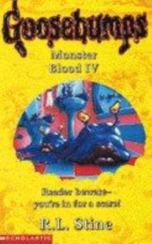 Image for Monster blood IV