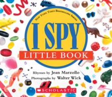 Image for I Spy Little Book