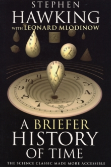 Image for A briefer history of time