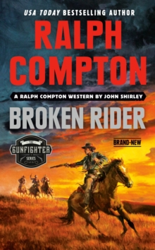 Image for Ralph Compton Broken Rider