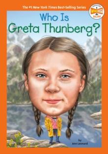 Image for Who is Greta Thunberg?