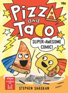 Super-awesome comic! - Shaskan, Stephen