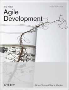 Image for The art of agile development