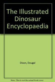 Image for Dinosaur Encyclopedia Illustrated