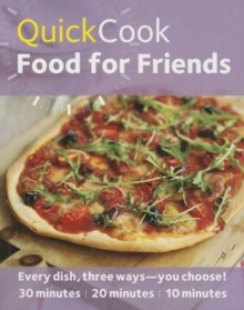 Image for Hamlyn QuickCook: Food For Friends