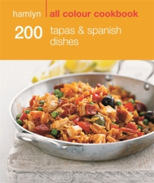 Image for 200 tapas & Spanish dishes