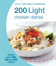 Image for 200 light chicken dishes