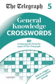 Image for The Telegraph General Knowledge Crosswords 5