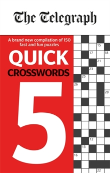 Image for The Telegraph Quick Crosswords 5