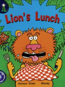Image for Lhse Y1 Blue Bk6 Lions Lunch