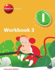 Image for Abacus Evolve Y1/P2 Workbook 3 Pack of 8 Framework Edition
