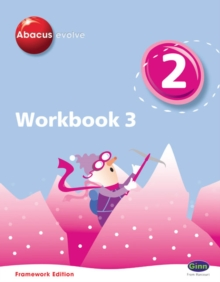 Image for Abacus Evolve Y2/P3 Workbook 3 Pack of 8 Framwork Edition