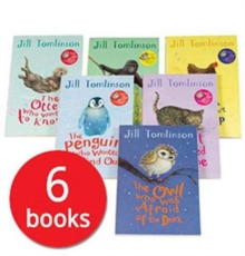 Image for DEAN Jill Tomlinson 6-Book Collection