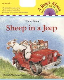 Image for Sheep in a Jeep Book & CD