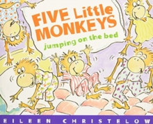 Image for Five Little Monkeys Jumping on the Bed Book & CD