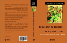 Image for Philosophy of religion  : the big questions