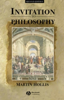Image for Invitation to philosophy