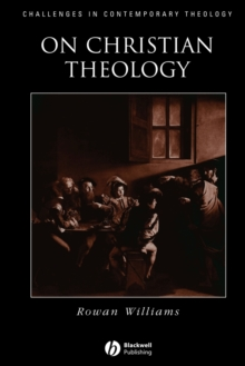 Image for On Christian theology