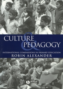 Image for Culture and Pedagogy : International Comparisons in Primary Education