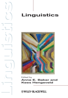 Image for Linguistics  : the basics