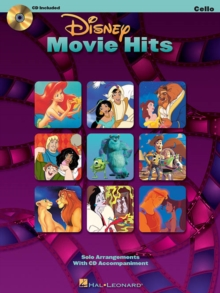 Image for Disney Movie Hits - Cello : Instrumental Play-Along