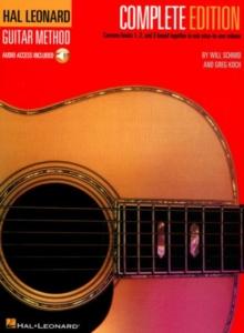 Image for Hal Leonard Guitar Method : Complete Edition (Book/Online Audio)