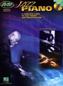 Image for Klikovits : Jazz Piano Essential Concepts