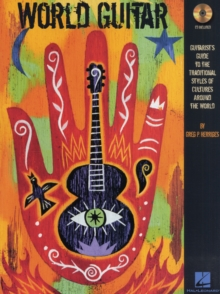 Image for Greg Herriges : World Guitar (Book and CD
