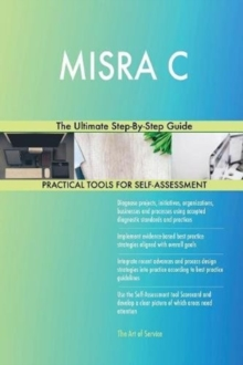 Image for Misra C the Ultimate Step-By-Step Guide