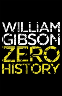 Image for Zero history