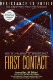 Image for First contact  : a novel