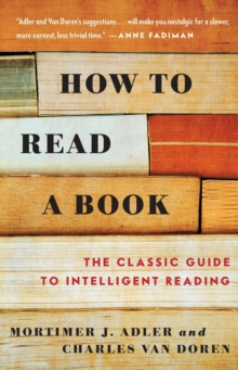 Image for How to Read a Book