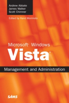 Image for Microsoft Windows Vista  : management and administration