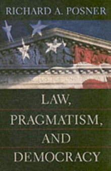 Image for Law, pragmatism, and democracy