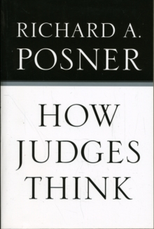 Image for How judges think