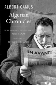 Image for Algerian chronicles