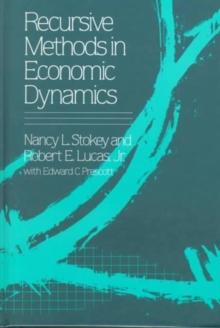 Image for Recursive methods in economic dynamics
