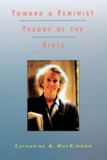 Image for Toward a Feminist Theory of the State